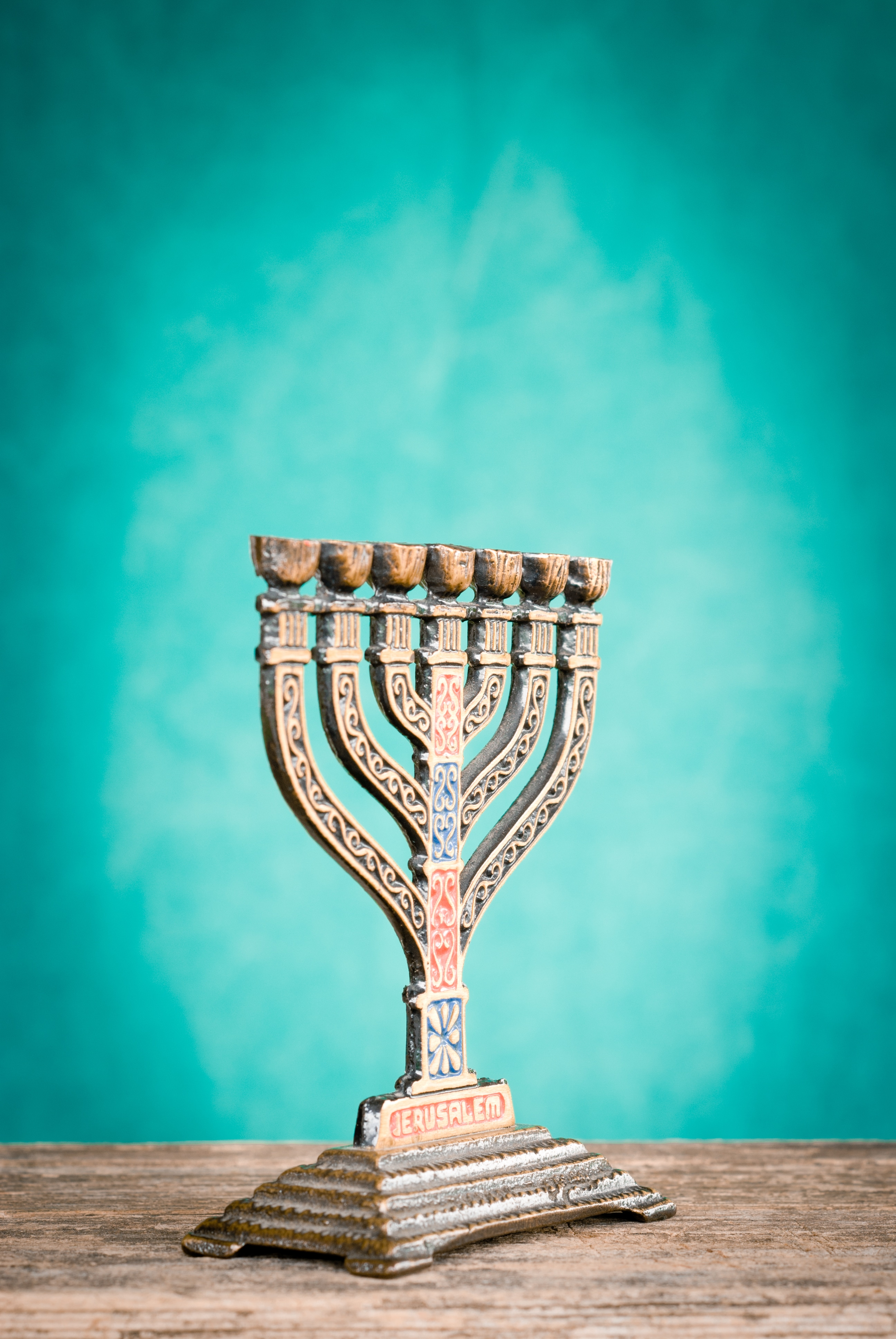 The Meaning Behind The Menorah One For Israel Ministry