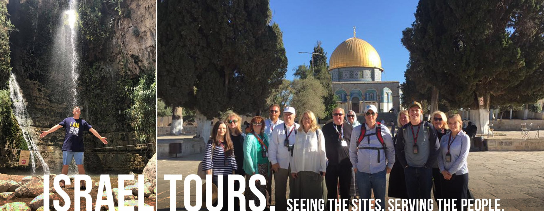 Israel Tours with One For Israel, Messianic Jews in Israel